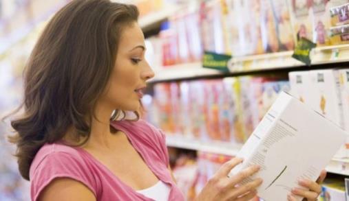 Novas regras de informação alimentar