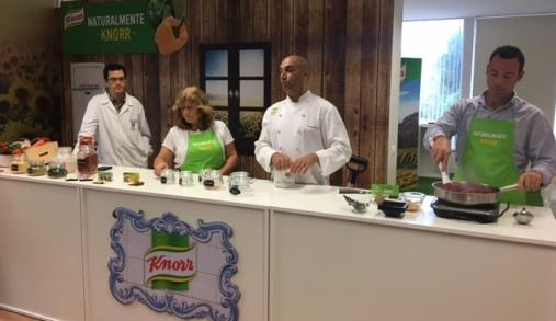 Knorr promove sabores