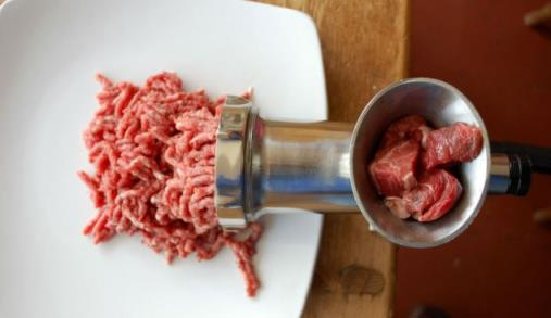 Carne picada em debate