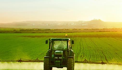 Futuro da alimentação e agricultura