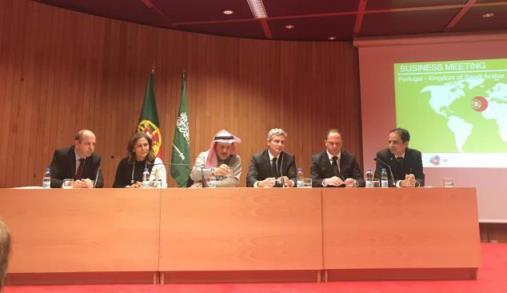 Sauditas olham para o agroalimentar