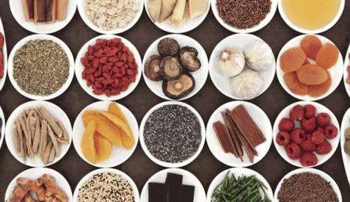 Novos alimentos com critérios