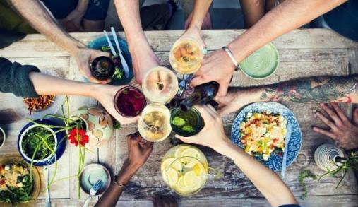 Informação alimentar junta parceiros