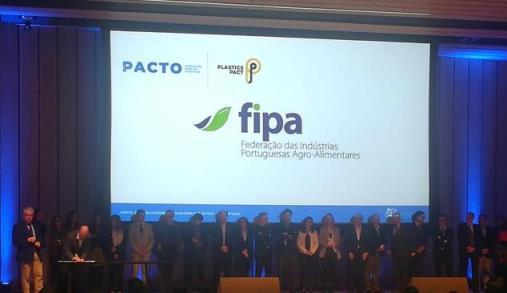 FIPA subscreve Pacto para Plásticos