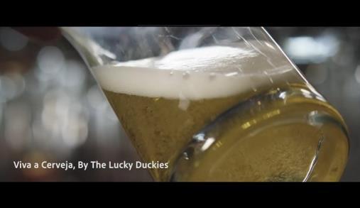 Um brinde à cerveja