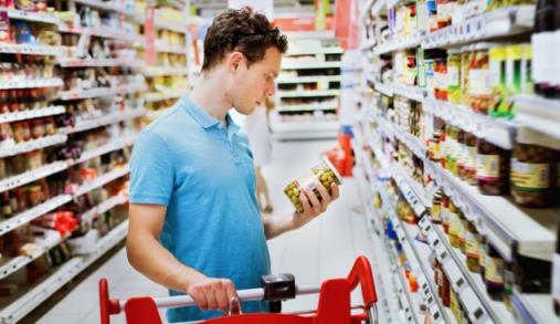 Datas de validade e informação alimentar