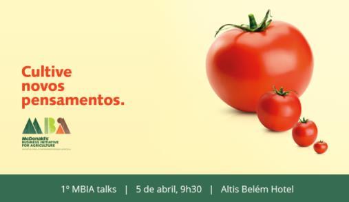 McDonald's promove setor agrícola