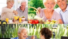 Dieta mediterr�nea combate envelhecimento