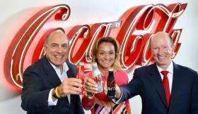 Novo engarrafador Coca-Cola